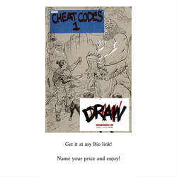 The Drawing Cheat Codes!