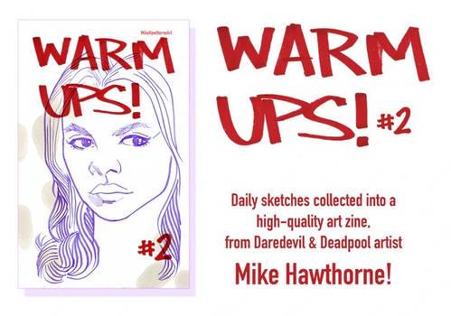 Warm Ups 2 LIVE!