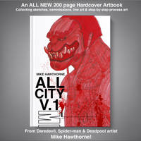 All City V.1 Kickstarter is LIVE!