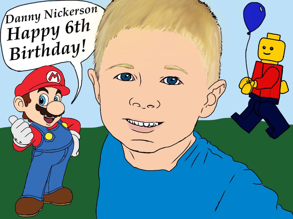 Happy Birthday! by MsSleepyCat