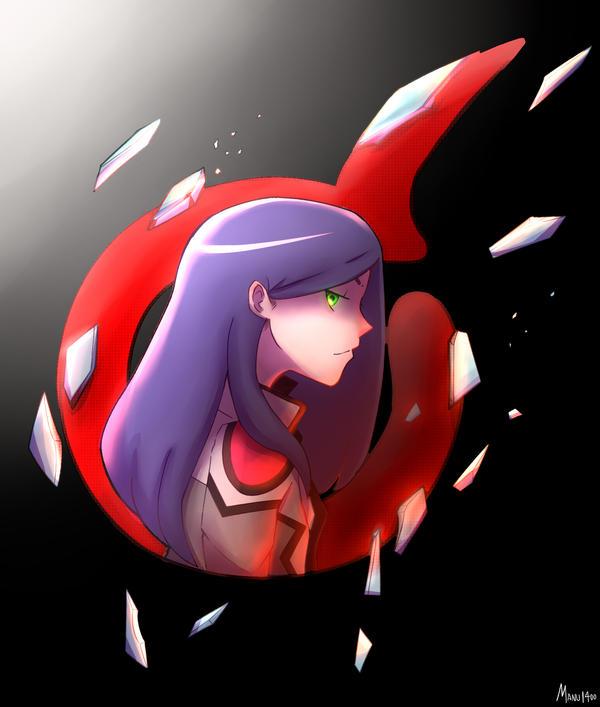 Natsuki by Manu1400