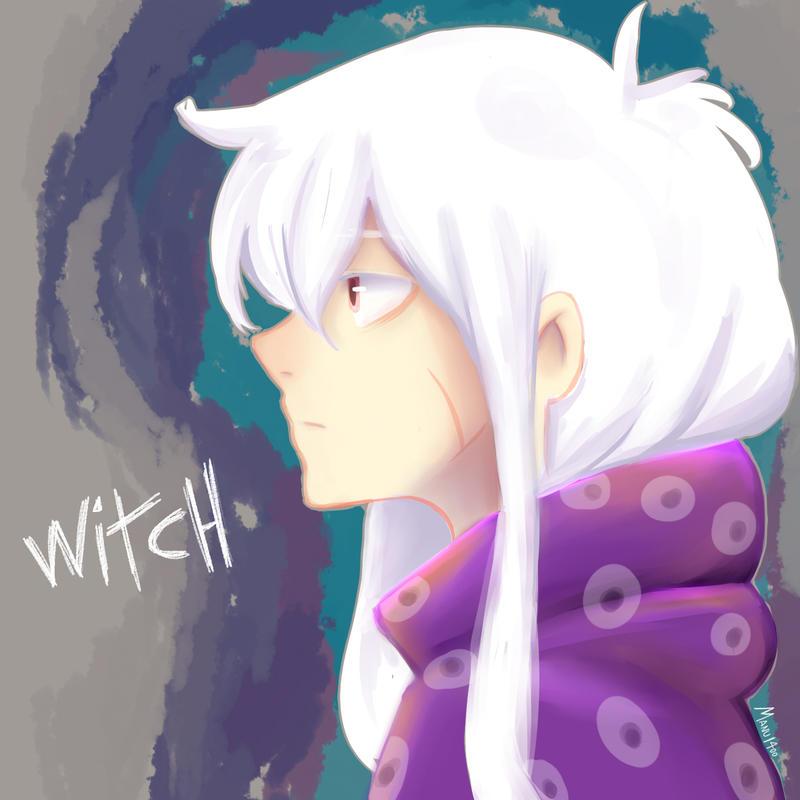 Witch by Manu1400