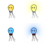 Jellybulb Sprites by Tribesofwar