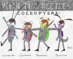 With the Beetles