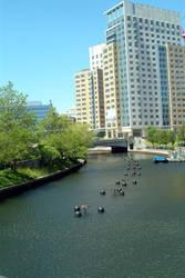 Providence At Mid-morning