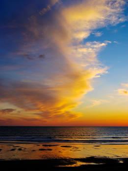 Summer + sunset = LOVE!