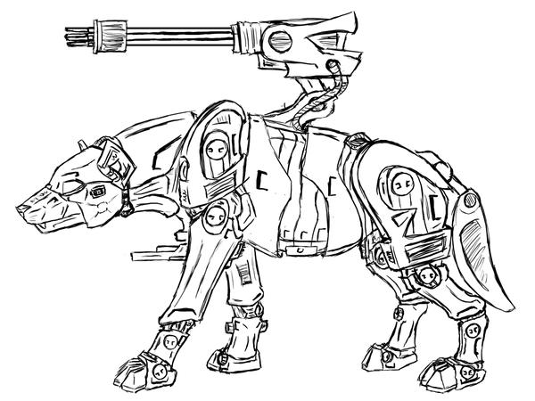 coloring pages zoids - photo#7