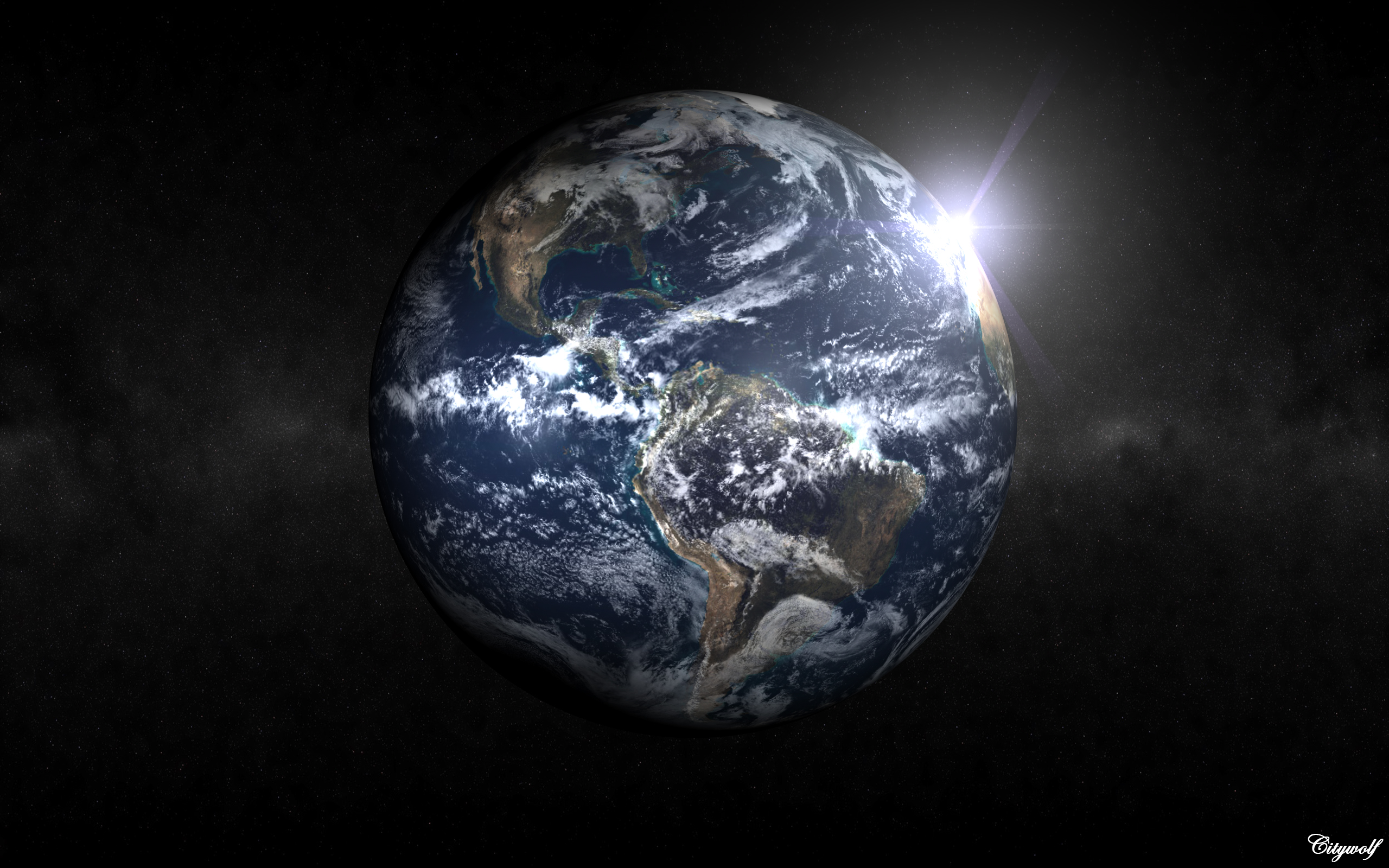 Planete Terre By City Wolf On Deviantart