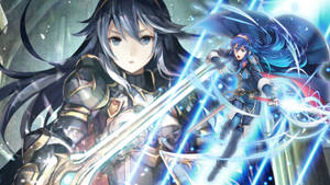 Fire Emblem Heroes Wallpaper - Lucina by IncognitoZA