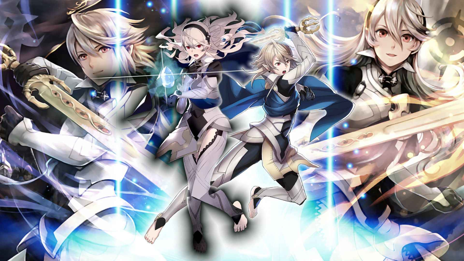 Fire Emblem Heroes Wallpaper Corrin By Incognitoza On Deviantart