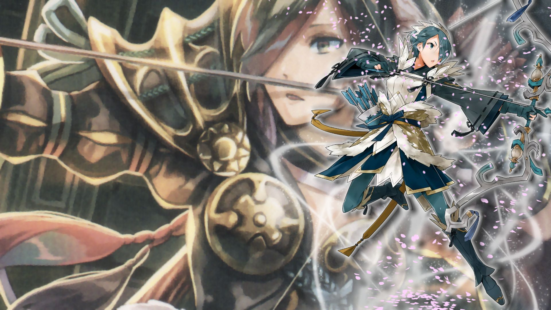 Fire Emblem Heroes Wallpaper Setsuna By Incognitoza On Deviantart