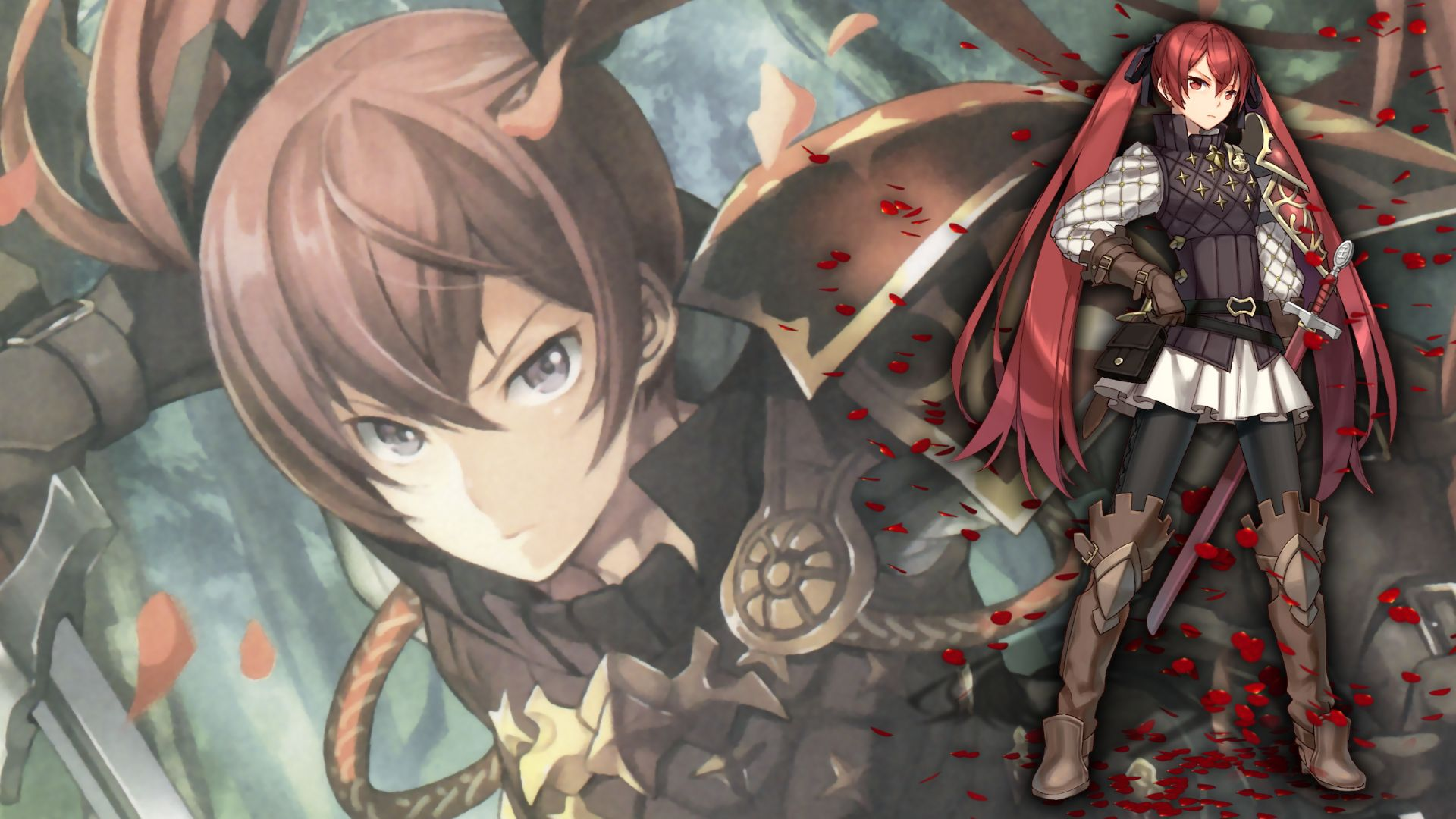 Fire Emblem Heroes Wallpaper Selena Severa By Incognitoza On