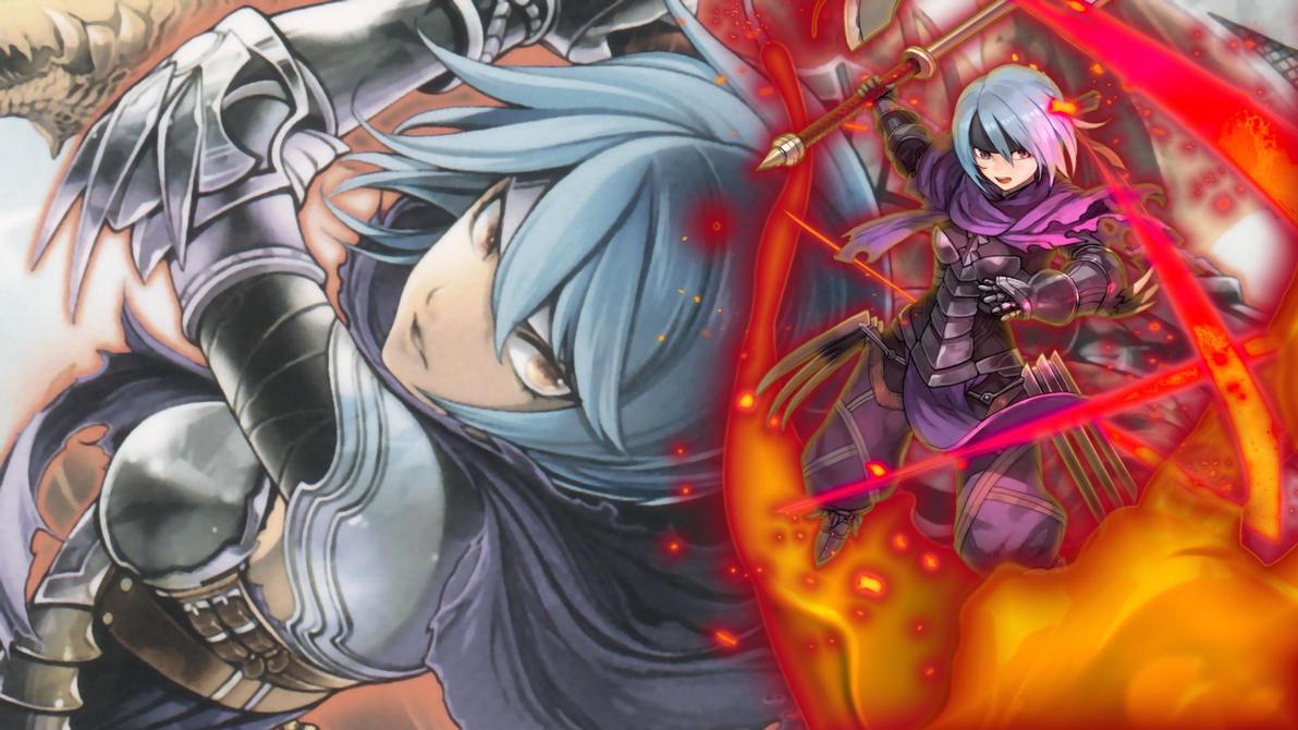 Fire Emblem Heroes Wallpaper - Beruka by IncognitoZA