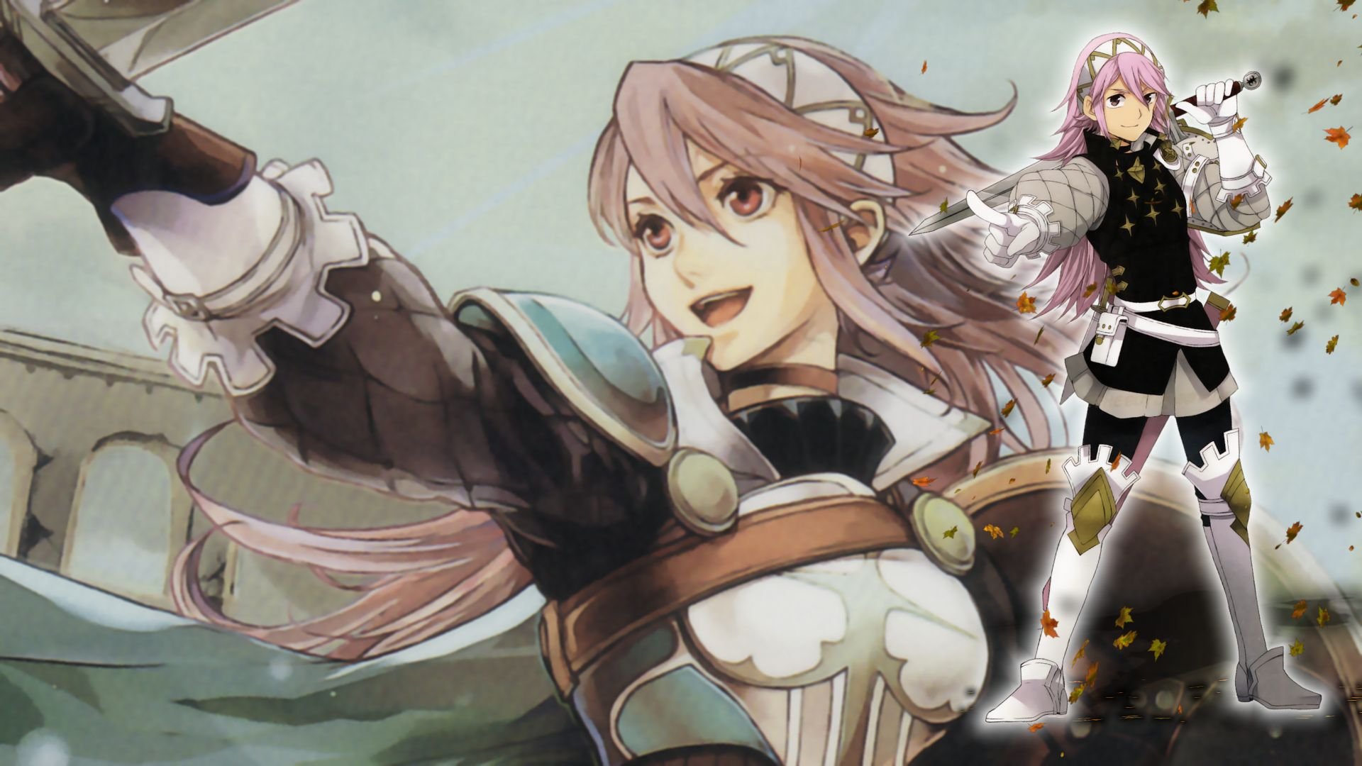 Fire Emblem Fates Wallpaper - Soleil by IncognitoZA on ...