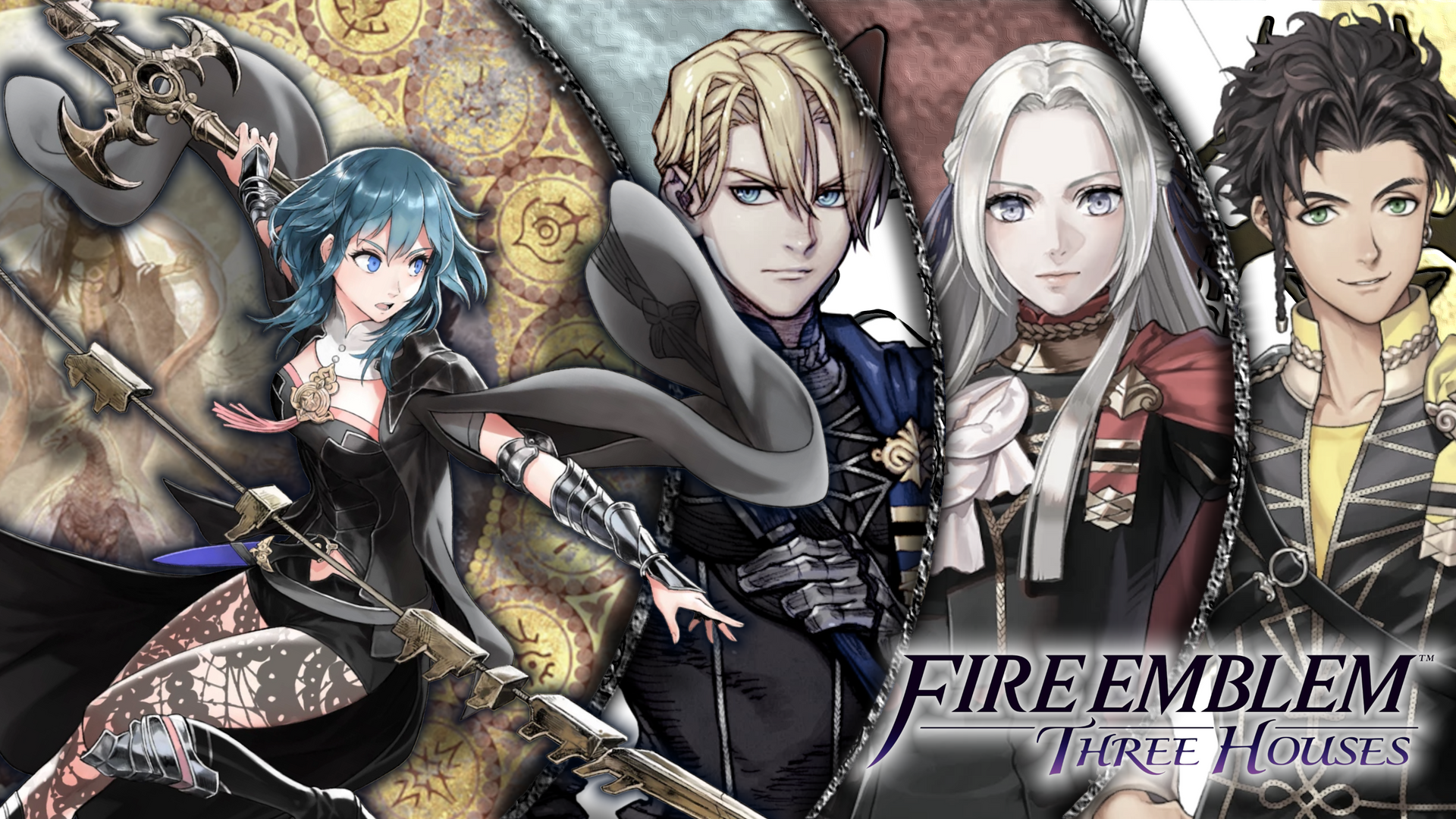 Fire Emblem Heroes Wallpaper Three Houses 4K by IncognitoZA on DeviantArt