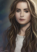 Lily by Beya-art