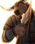 Kyrophon is a Good Boy