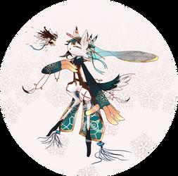 Scarfox-#178-Saria