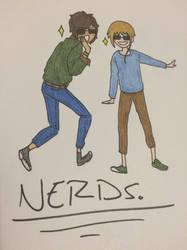 Nerds  by ShoutaIzukai