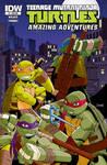TMNT: Amazing Adventures #2 Variant Cover