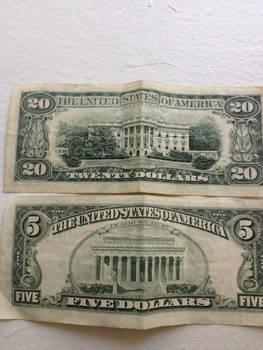 old money back