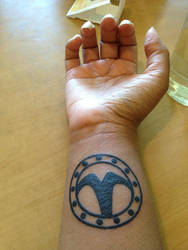 Watcher Tattoo