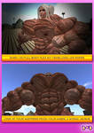 MUSCLE GIRL STORY PART 5 COMICS PREVIEW 2 by Fbbfembomb
