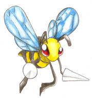 Beedrill by Nid15