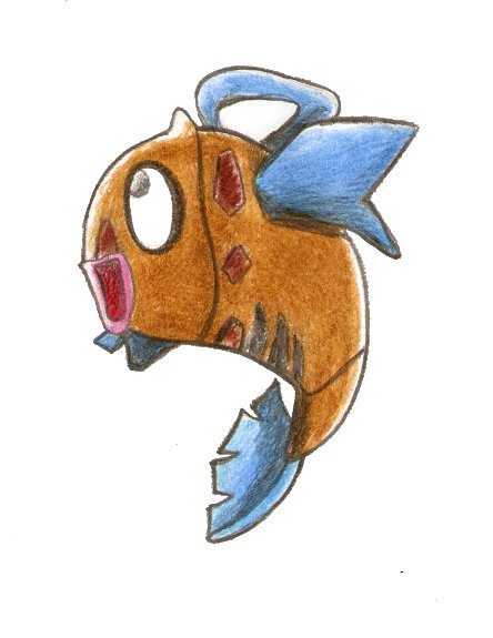 Happy Feebas by Nid15