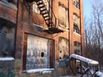 Old Building by SinkingSunlight