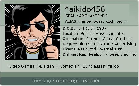 Aikido456's Profile Picture