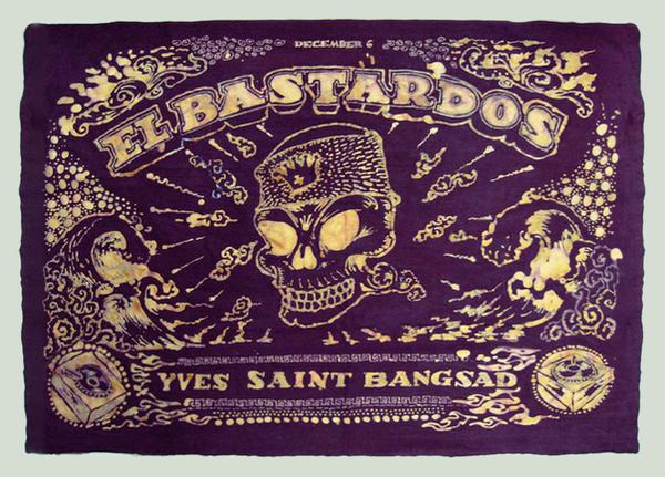 El Bastardos Batik by ipang