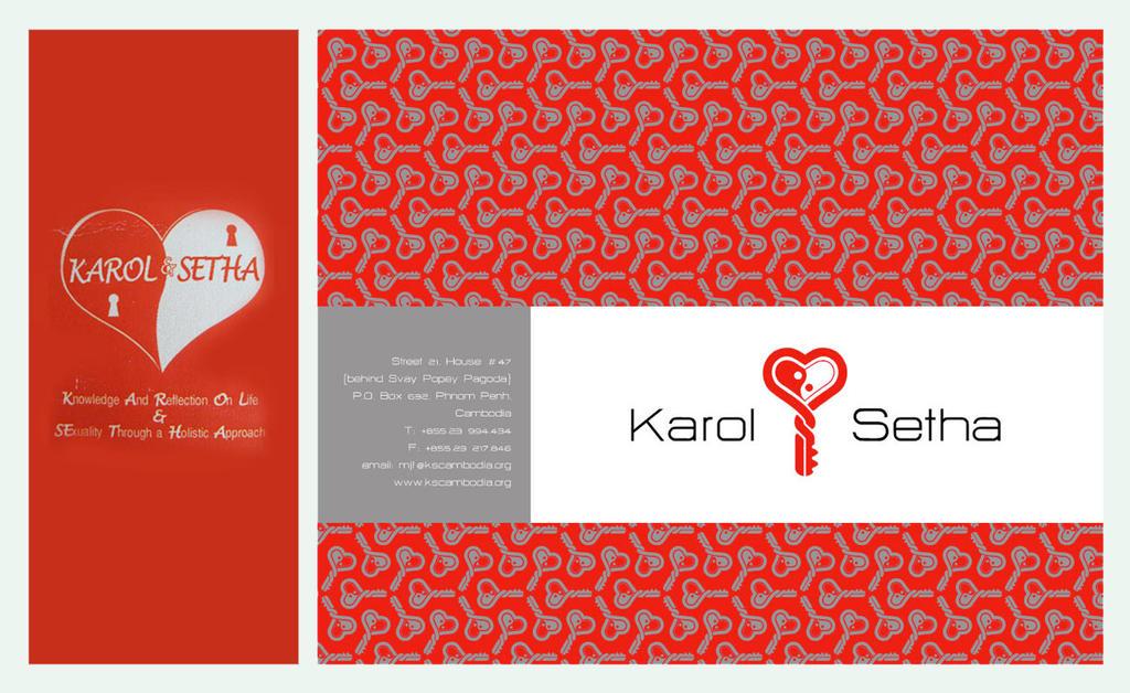 Karol and Setha by ipang