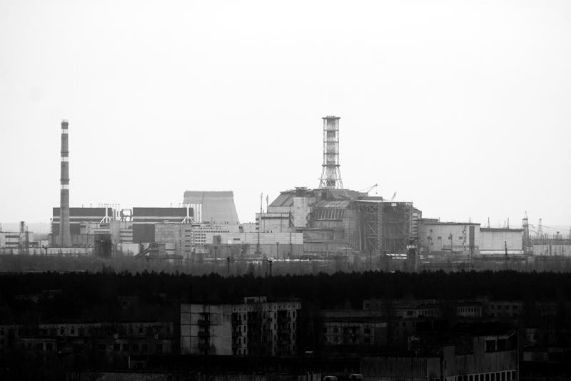 The Shadow Of Chernobyl by Karoshiya