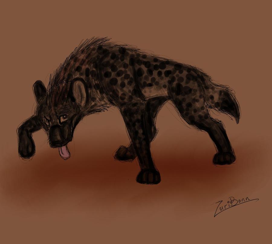 Yena by wolfeiz