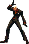 KOF XII styled sprite