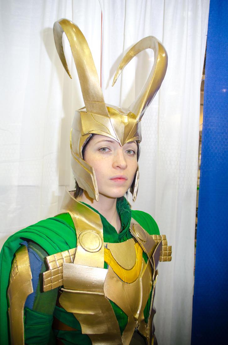 Loki by The-Prez