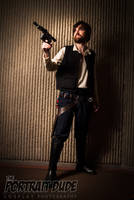 Han Solo by The-Prez
