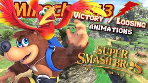 Banjo-Kazooie | Victory and Loosing animations
