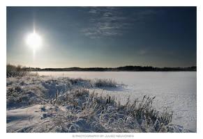 Icy sunshine by jadvice