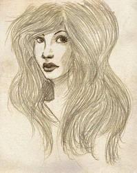 Portrait 1 by CuteMaeve
