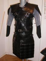 lancelot's armor by orionmtp