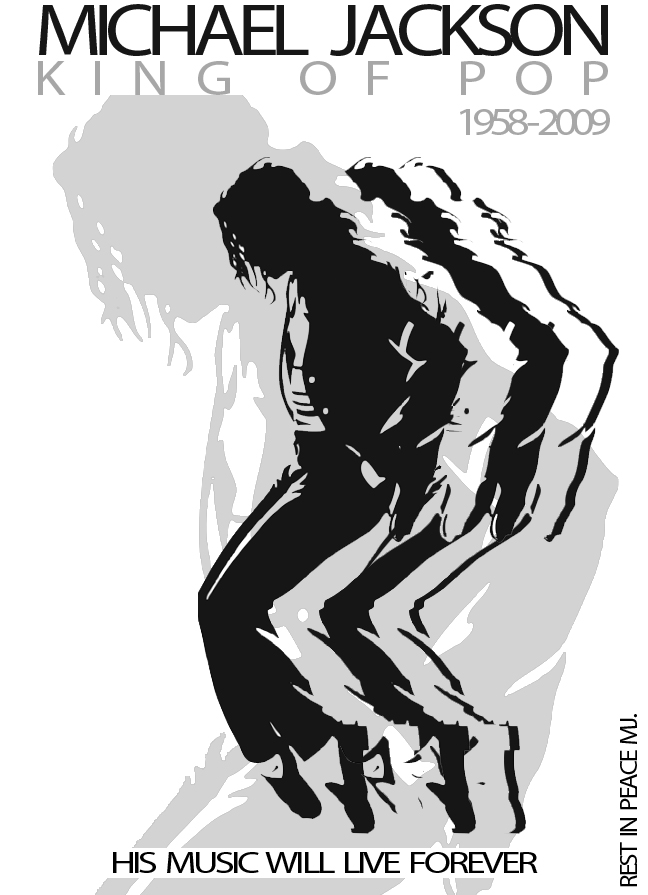 Michael Jackson Tribute by Roadhouse-Hunter