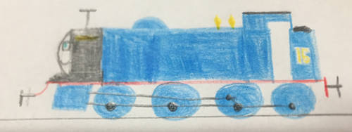 Miles (my trainsona) by Fr8ener