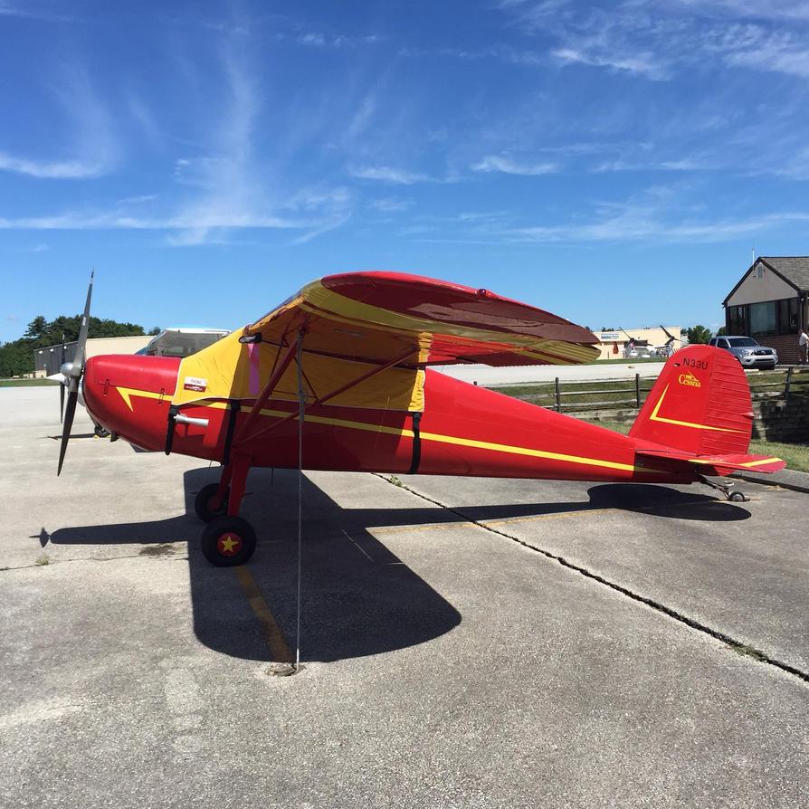 Classic Cessna by HawserMedia