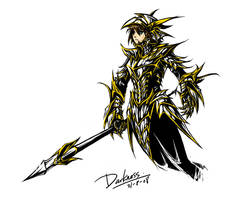 Dragoon Design by darkness127