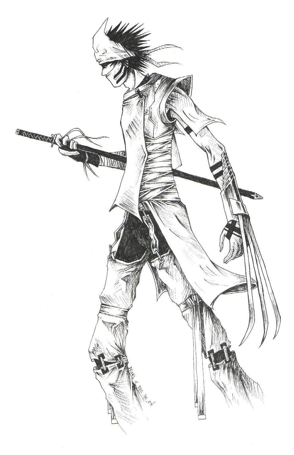 Assassin by darkness127 on deviantART