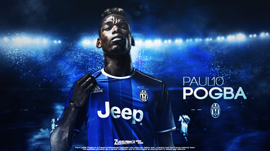 Paul Pogba Wallpaper By Ziadelprince22 On DeviantArt