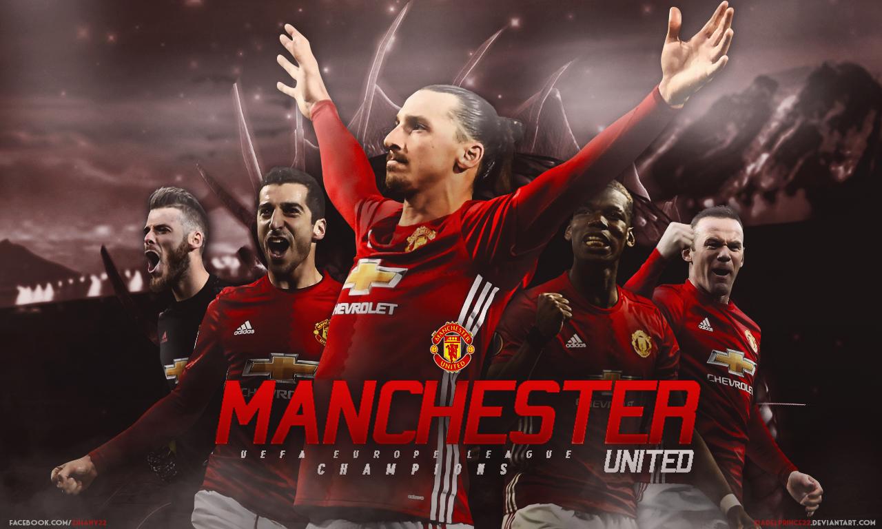 Manchester United Wallpaper By Ziadelprince22 On Deviantart
