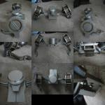 Shingeki no Kyojin: 3DMG motor prototype